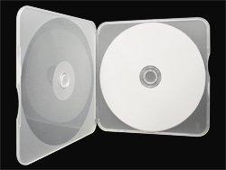 画像1: メ-ルケ-ス 4mm半透明(1枚収納) 1ケ-ス200枚