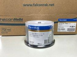 画像1:  Falcon PN0683 スマートガード AquaAce(耐水、光沢写真画質)ダイヤモンドCD-R52倍 1スピンドル50枚@53円