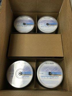 画像2:  Falcon PN0685 スマートガードAquaAce (耐水、光沢写真画質)DVD-R16倍 1スピンドル50枚@54円