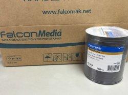 画像1:  Falcon PN0926 スマートユニフォームホワイトDVD-R16倍 1ロール100枚