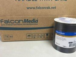 画像1:  Falcon PN0113 サ-マルシルバーDVD-R16倍 1ロール100枚@42円