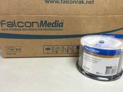 画像1:  Falcon PN0688 DVD-R DL8倍 1スピンドル50枚