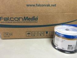画像1:  Falcon PN0689 DVD+R DL8倍 1スピンドル50枚@95円