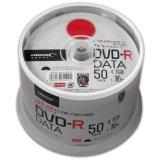 HIDISC(TYコード) TYDR47JNP50SPMG DVD-R16倍 1スピンドル50枚