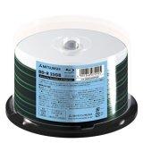 三菱化学メディア(Verbatim) DBR25RP50F BD-R 25GB 6倍速50枚