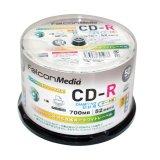 FalconMedia BE003 グロッシー(光沢写真画質)ダイヤモンドCD-R52倍 1スピンドル50枚