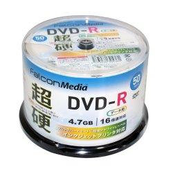 画像1: FalconMedia BE036 ウルトラハードコート(超硬)DVD-R16倍 1スピンドル50枚