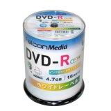 FalconMedia BE032 DVD-R16倍 1スピンドル100枚