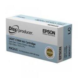 画像1: EPSON  PPシリーズ用インクカートリッジ  ライトシアン