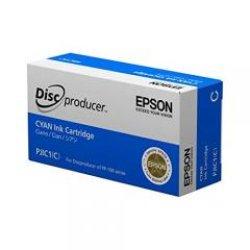 画像1: EPSON  PPシリーズ用インクカートリッジ  シアン