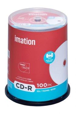 画像1: imation IM002  CD-R52倍 ★送料無料★ 1ケース600枚