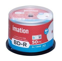 画像1: imation IM081  録画用BD-R6倍 1スピンドル50枚