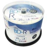 Lazos L-B50P BD-R  25GB 6倍速50枚